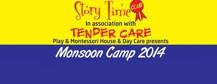 Story Time Monsoon Camp 2014