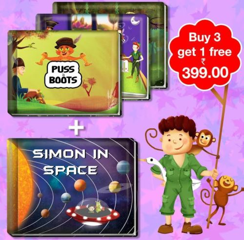 Story Time Children's Day Offer - 5
