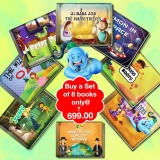Children's Day Special: It's Raining Discounts At Story Time!