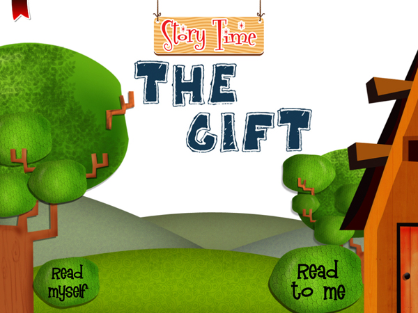 The Gift: Popular picture storybook for kids